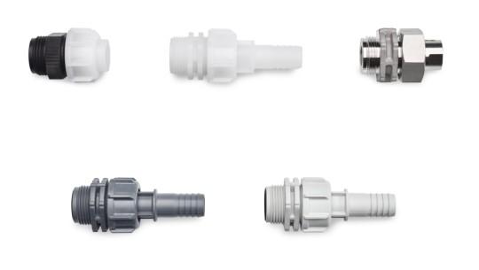 Pripojiť dávkovací ventil